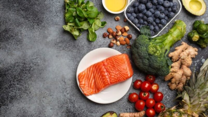 New Anti-Inflammatory Diet Five Day Plan For Quick Results