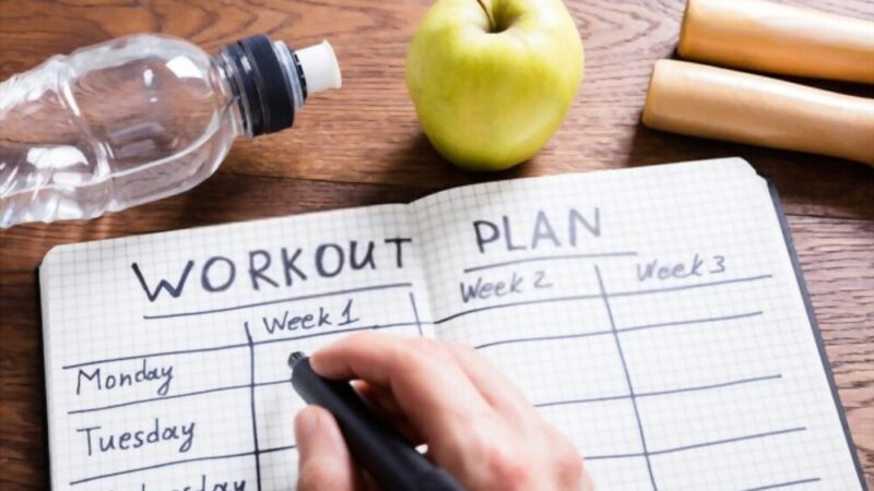 Diet And Exercise Plan For Weight Loss 50 pounds In 5 Months   Lose 10 Pounds In A Month