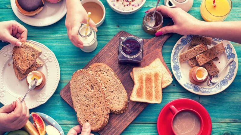 7 Healthy Breakfast For Kids How To Prepare Healthy Children Lunches In 2021